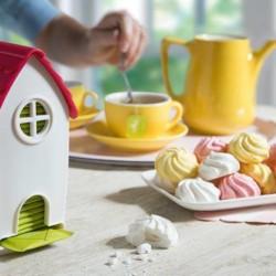 מה זה יום המשפחה אם לא בית!? בית התה של סטודיו אוטוטו: קופסה מתוקה לאחסון שקיו…